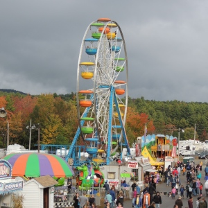 Deerfield Fair NH 2012