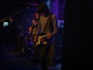 The Fixx Lead Guitarist