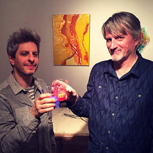 Mike Gordon and Guitarist extraordinaire Scott Murawski