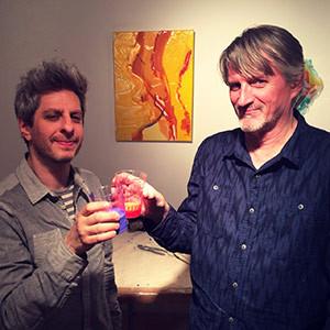Mike Gordon and Guitarist extraordinaire Scott Murawski